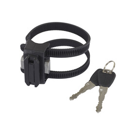 Kryptonite Kryptoflex 1018 Key Cable schwarz